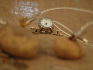 Marking Time - clock